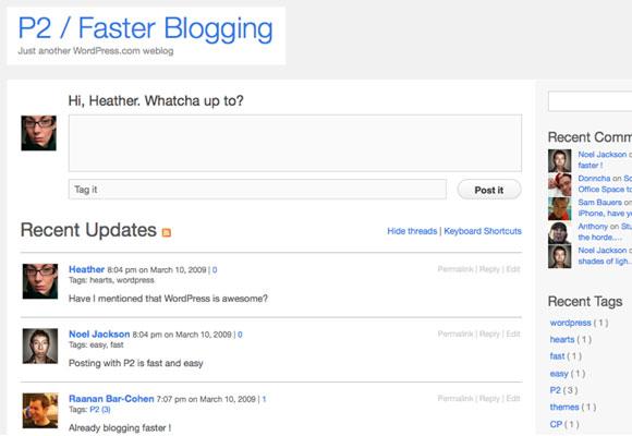 WordPress程序备受喜爱的原因:十八般武艺