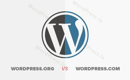 WordPress.com与WordPress.org区别