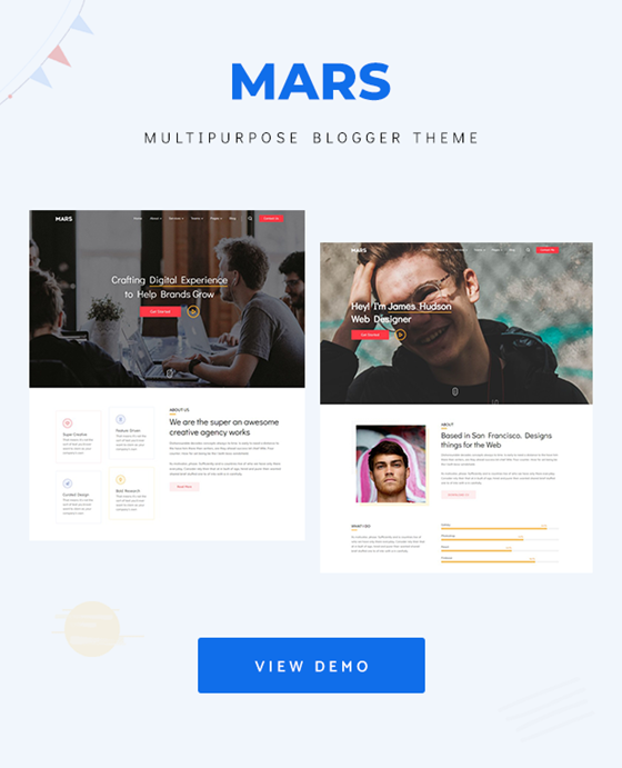 MARS主题