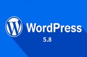 WordPress 5.8候选版本